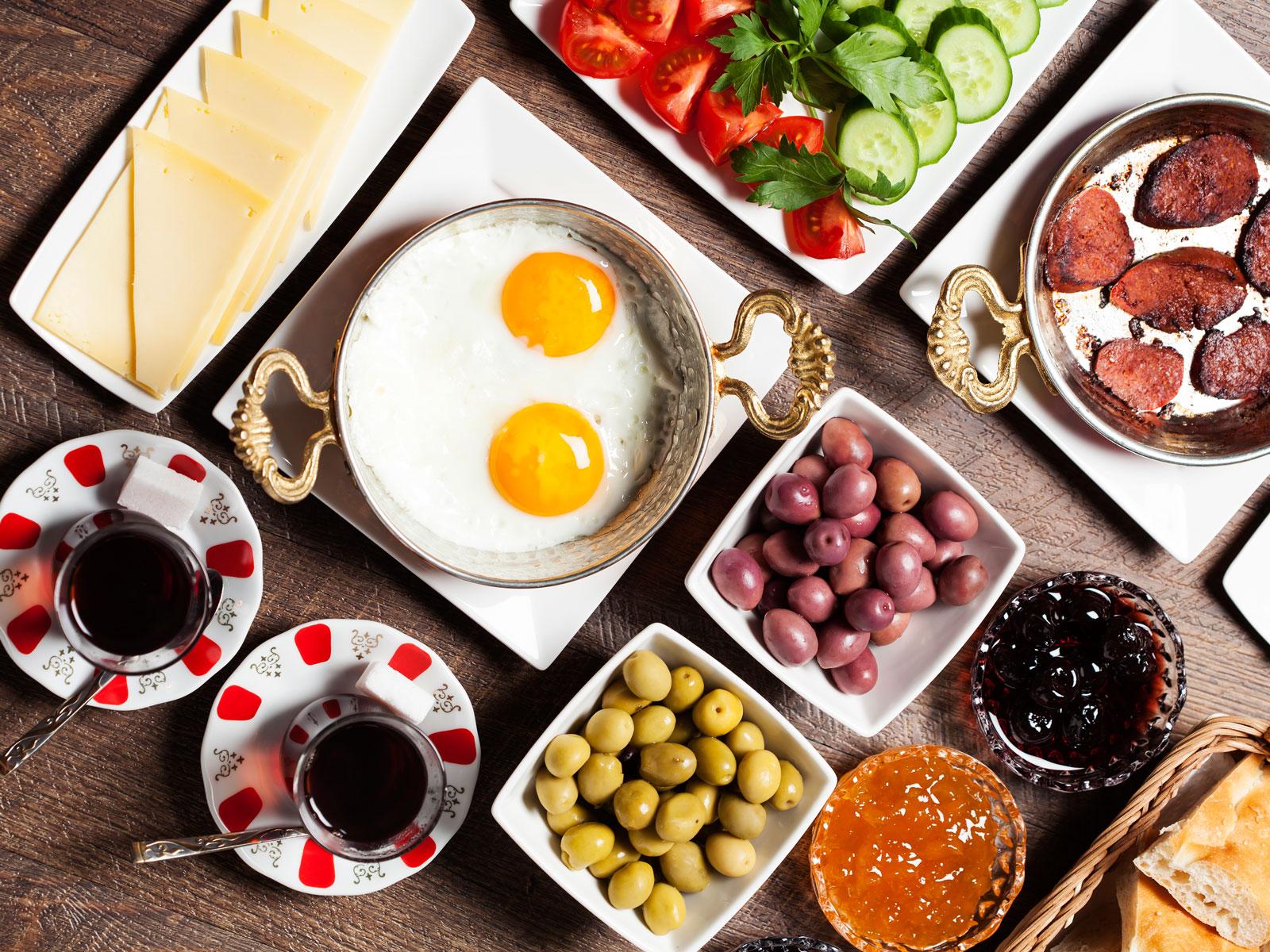 Kahvaltı Yapmanın Faydası ve Pratik Kahvaltı Tarifleri