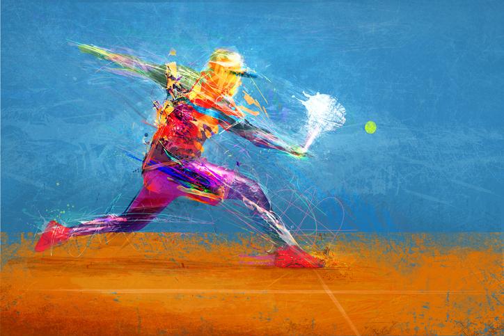 Tenise Özgü Sakatlık; Tenisçi Dirseği