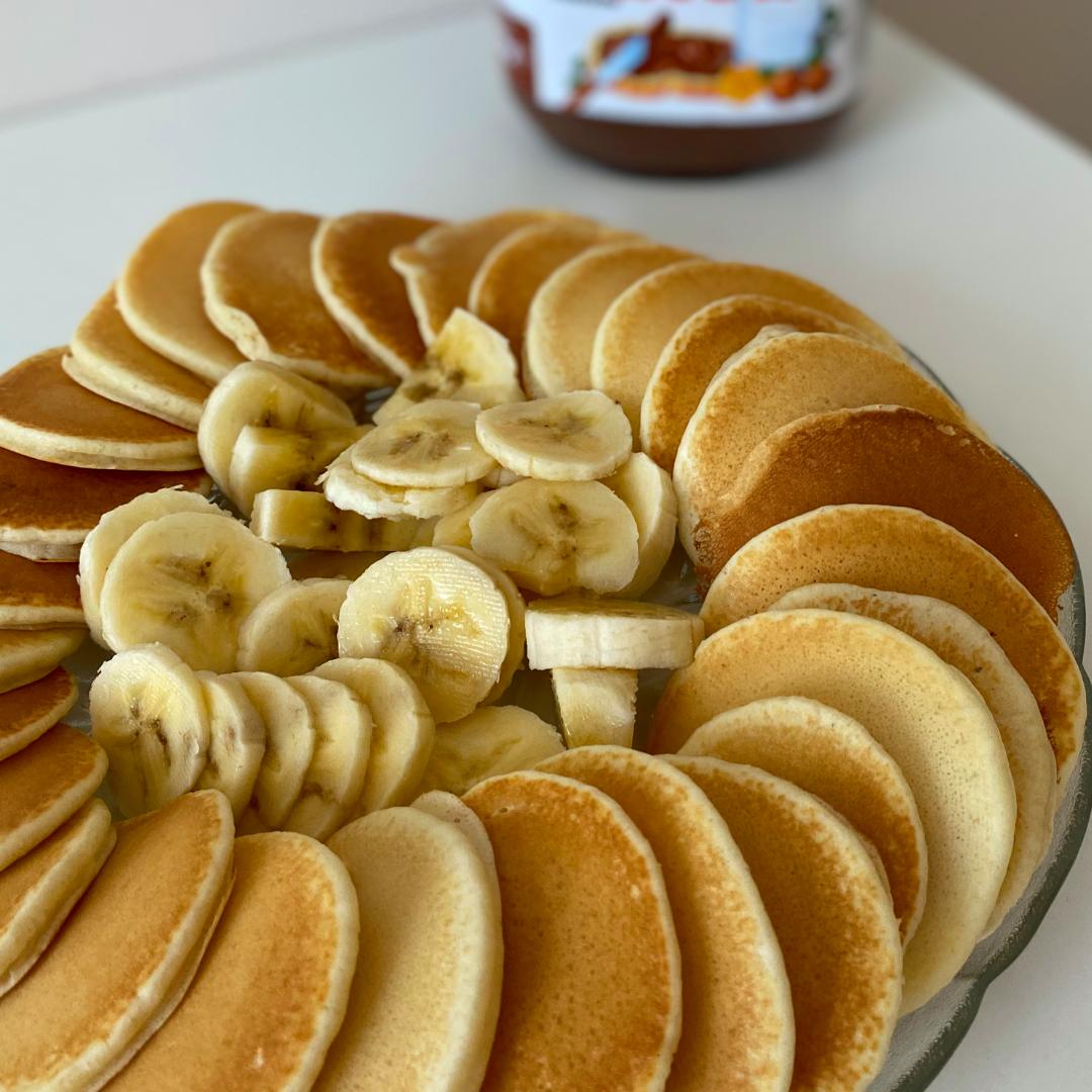 Pancake Tarifi İle Kahvaltılarınızı Zenginleştirmeye Ne Dersiniz