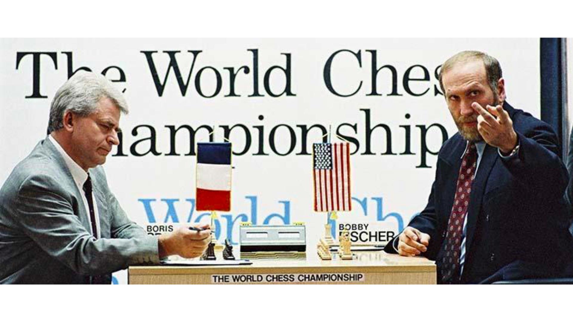Dünya Satranç Şampiyonasına ait bir görsel.
