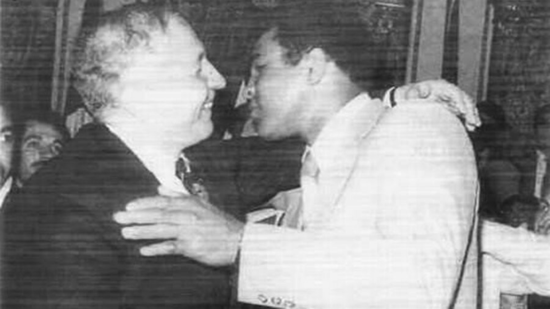Erbakan ve Muhammed Ali