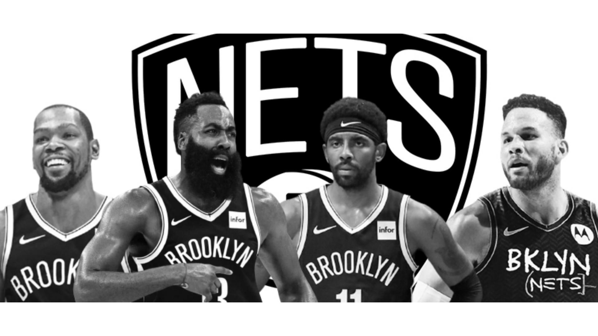 Nets takımının önemli oyuncularının görseli.