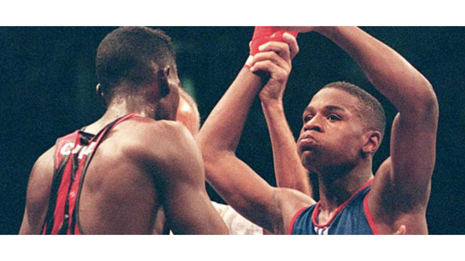 1996 Atlanta Olimpiyatı'ndan bir görsel.