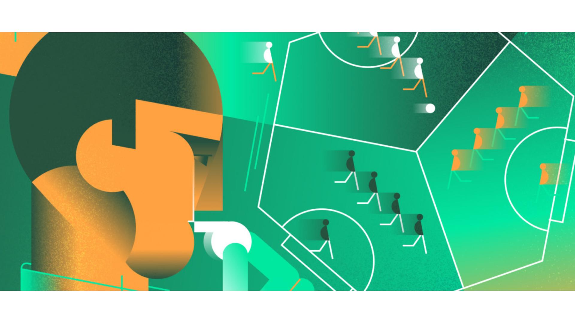 Futbol kültürü için kullanılmış bir görsel.