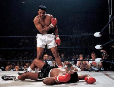 Muhammed Ali'nin En Meşhur Fotoğrafı ve Fotoğrafın Analizi