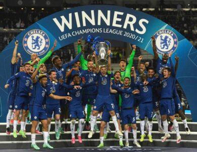 2020-21 Şampiyonlar Ligi Finali ve Kazanan Takım Chelsea FC