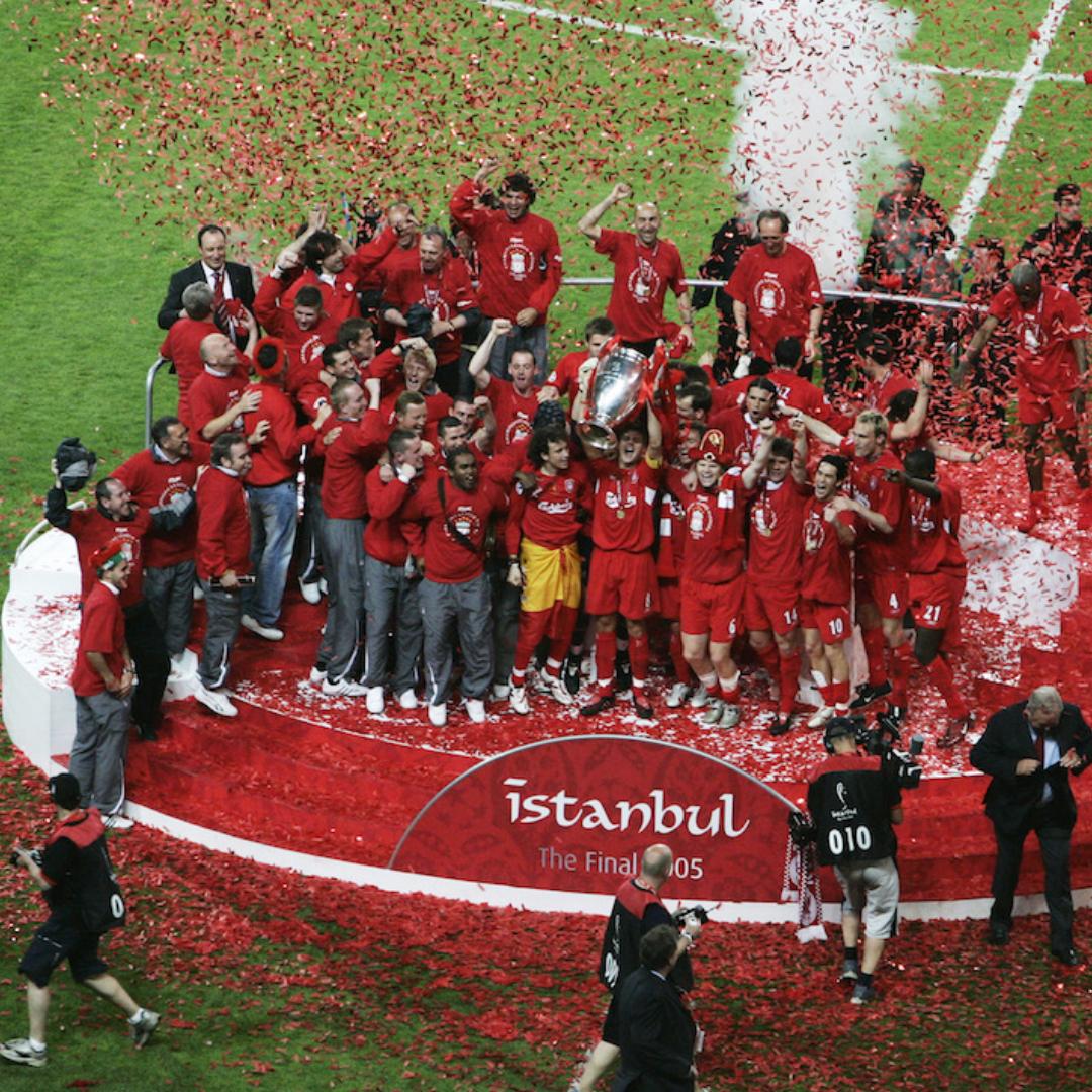 2005 Şampiyonlar Ligi Finali Liverpool FC – AC Milan