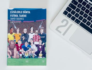 Çizgilerle Dünya Futbol Tarihi Kitap İncelemesi