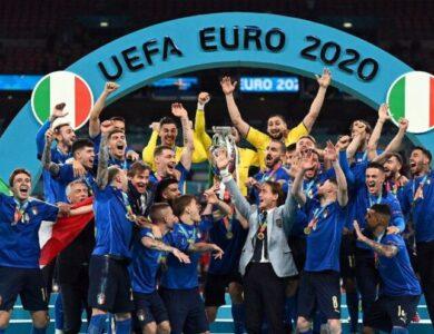 Euro 2020 Final Maçı ve Şampiyon Ülke İtalya