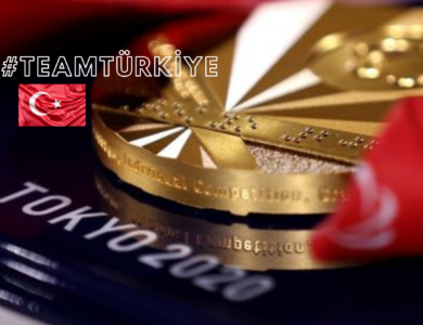 2020 Tokyo Paralimpik Oyunları Türkiye Raporu